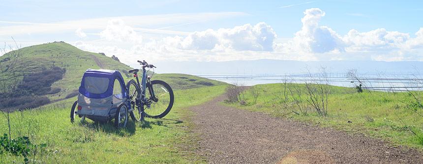 Thule cykelvagn – med många användningsområden